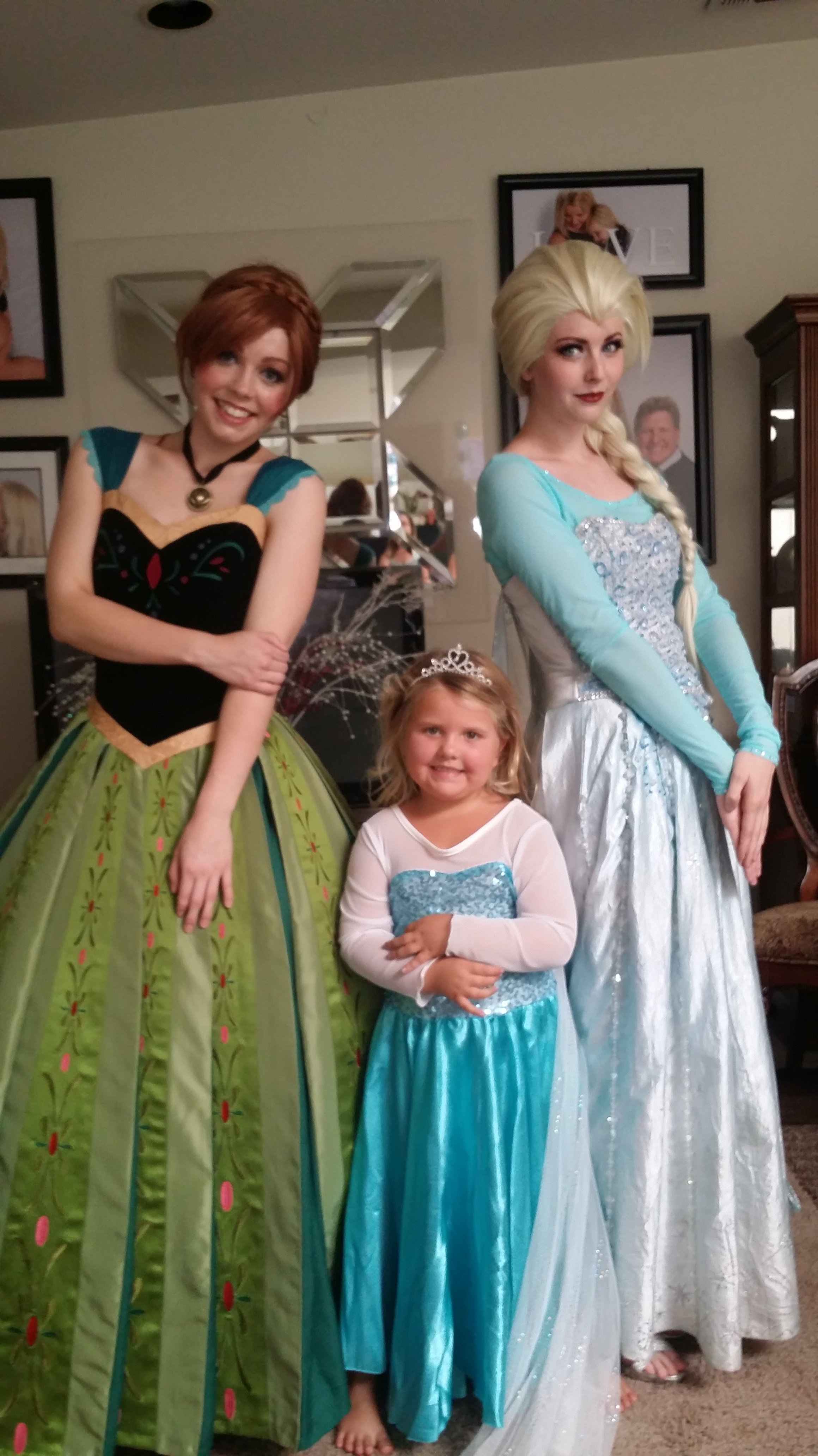Easy and Fun Frozen Party for 5 Year Old – Flamikgirls
