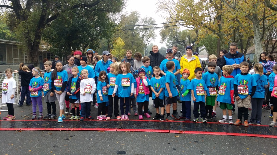 Davis Annual Turkey Trot