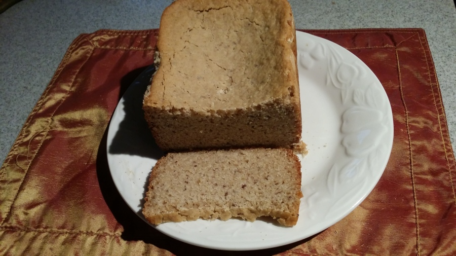 Gluten Free Brown Rice Bread