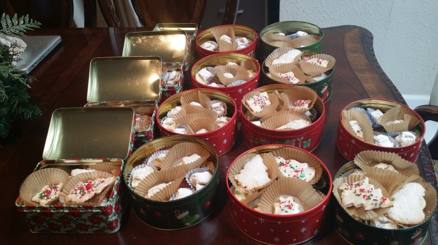 Holiday DIY Cookie Box Gifts