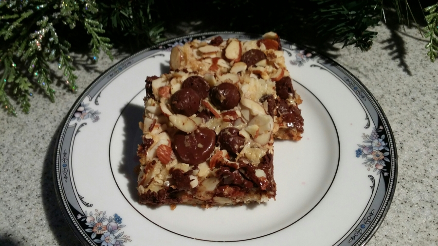 Everything Delicious Bars