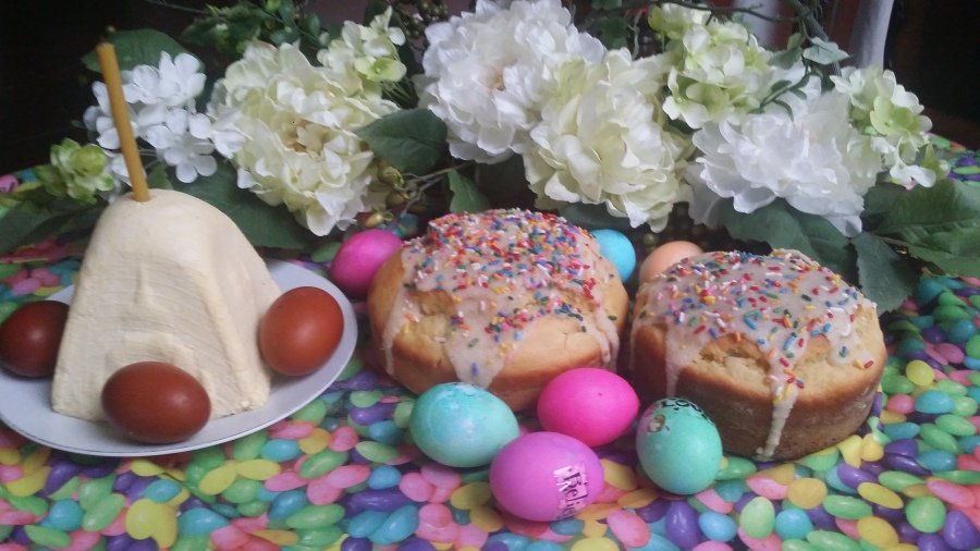Russian Easter Cake (Kulich) For Bread Machine